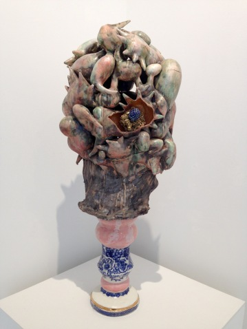 Portrait Bust with Eye (2015)