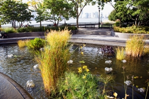 Equilibrium (Battery Park City, NYC: site installation) (2008)